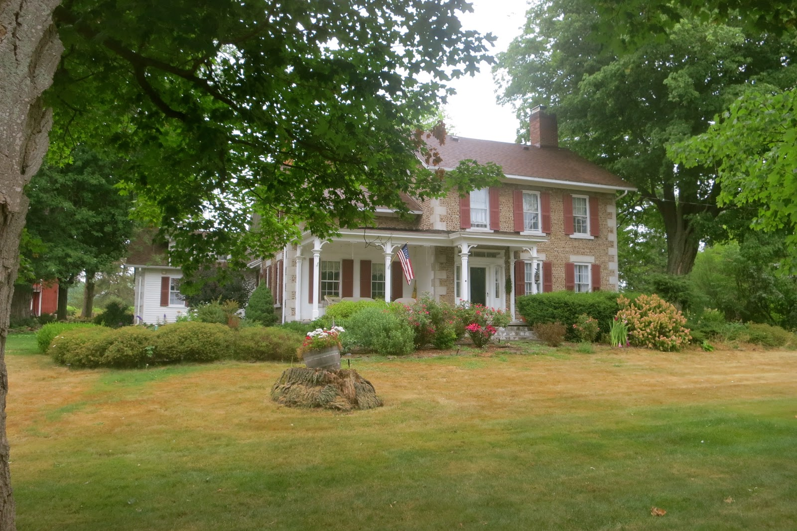 The Chapman House C1827 1830 Palmyra Ny Tom The
