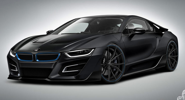 super Suggestion BMWi8-Tron40