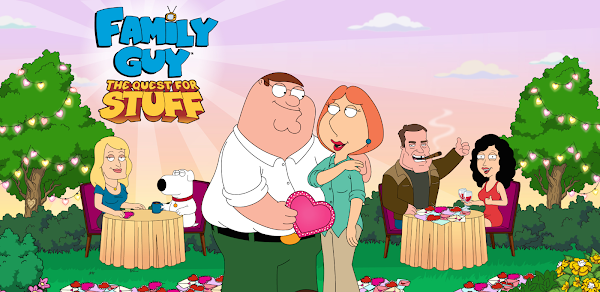 Family Guy: The Quest for Stuff - Valentine's Day Update