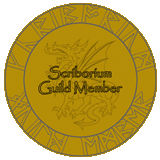 Proud Member of the Scriborium Guild
