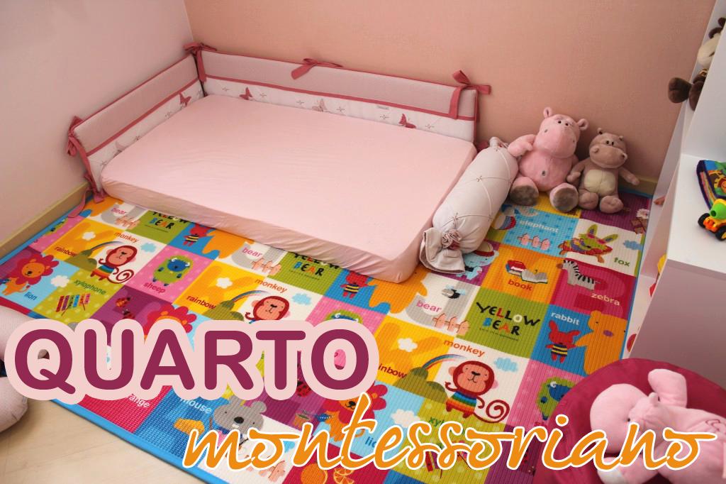 Quartos montessorianos para bebês – veja modelos e saiba