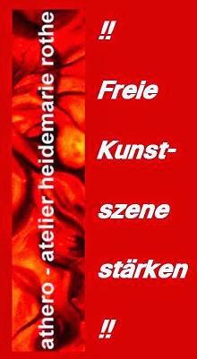 Freie Kunstszene stärken!!