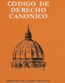 CODIGO DE DERECHO CANONICO
