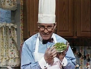 Do you remember the Anal Retentive Chef? I'm not that bad...I promise!