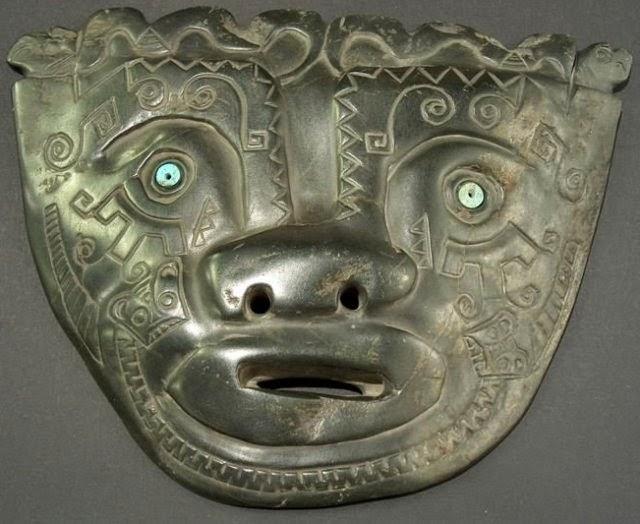 boliviamask01 - Increíbles máscaras antiguas revelan presencia de gigantes en Bolivia
