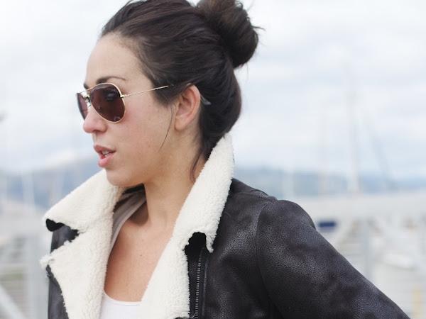 Amuse Society Stringer Jacket is the Ultimate Sheepskin Moto