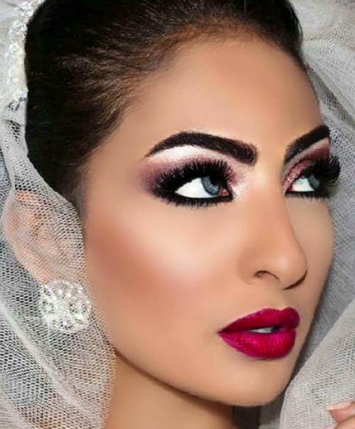 photo face book arabic model girls fashion and makeup photos