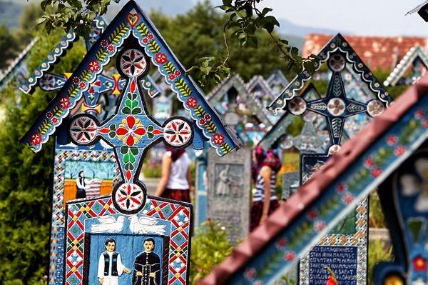 Merry Cemetery - Romania 3