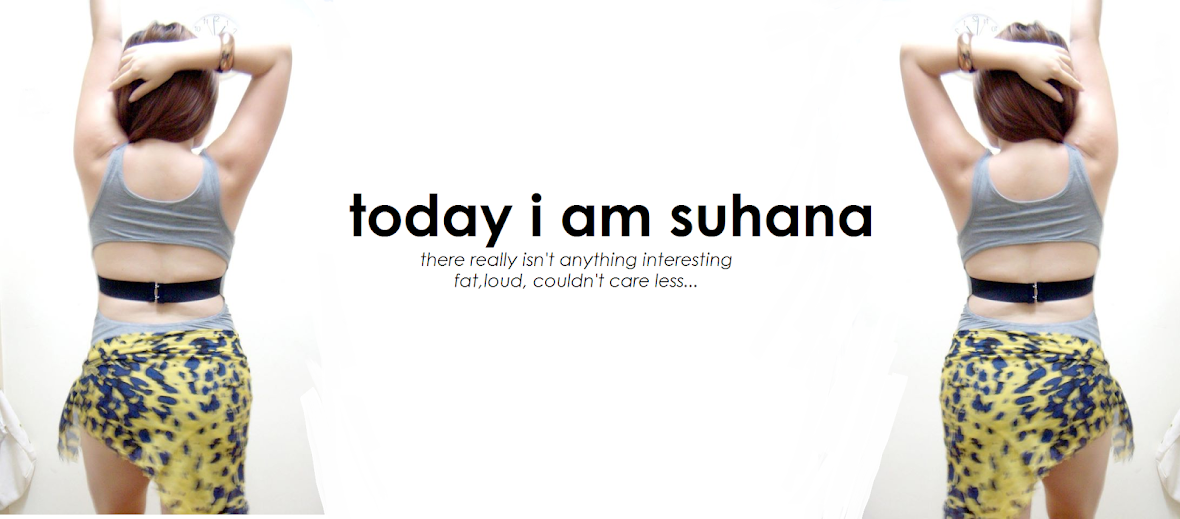 Today I Am Suhana