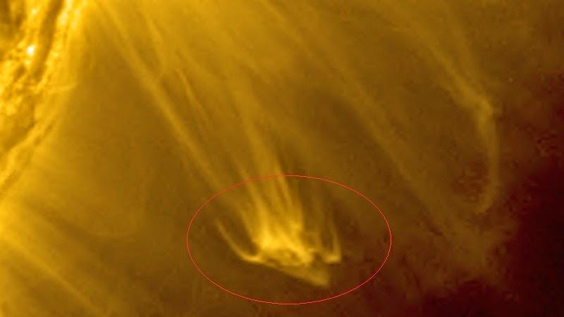 NASA Temukan UFO Raksasa Seukuran Bumi