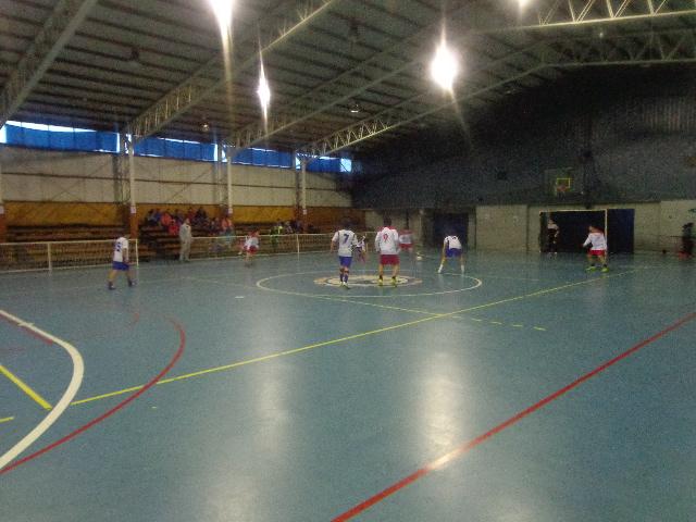 """La EFS Atenas inicio su participacion en el Torneo de Futsal """"Jano Nain"""""""