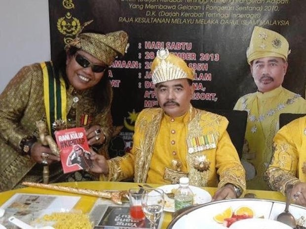 """""""Masuk Maharaja Lawak sajalah"""", cadang ketua menteri kepada Sultan Melaka"""