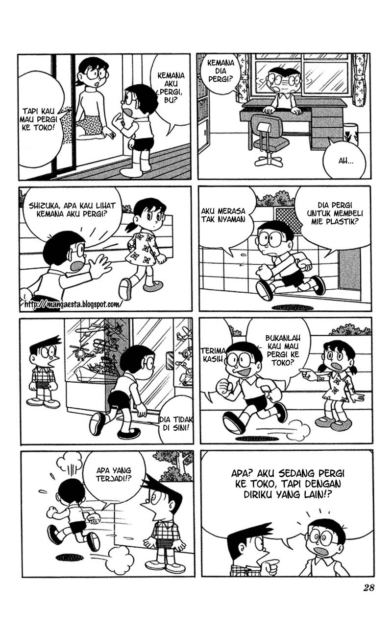 Baca Komik Doraemon Plus Vol 1 Chapter 003 - Halaman 06