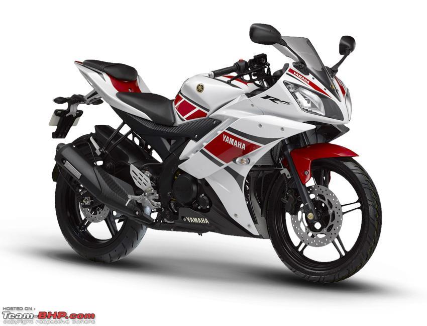 Image Yamaha R Version
