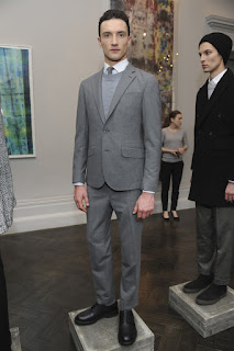 LCM, London Collections, Hardy Amies, Fall 2016, AW16, menswear, London, Suits and Shirts,