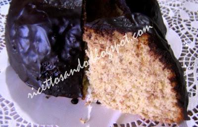Parrozzo abruzzese ricetta di torta tipica abruzzese