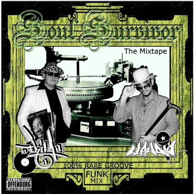DJ Ekim & DJ Claudio - Soul Survivor Vol 1 (2006)