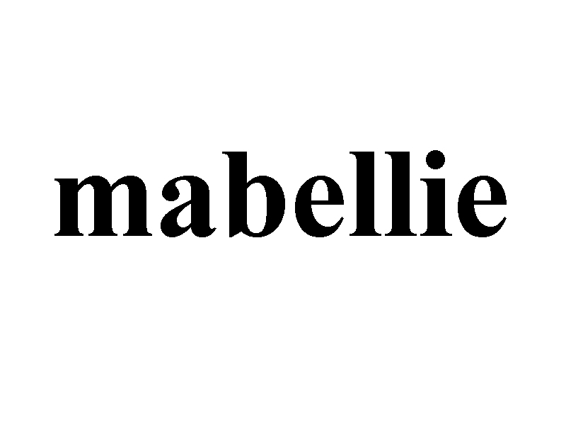 MABELLIE