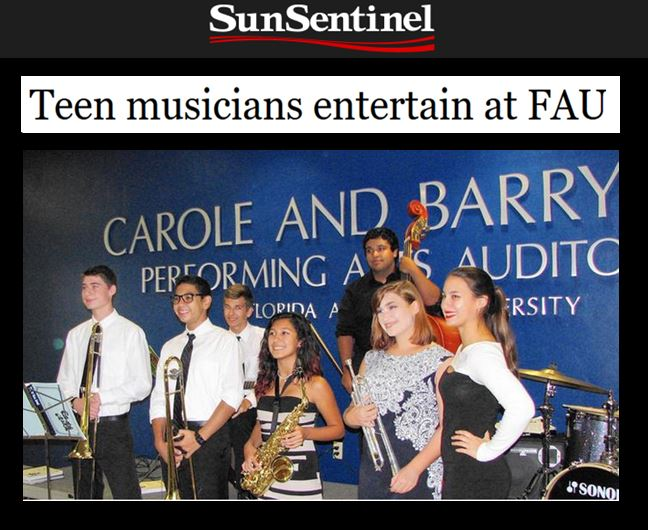 Oct. 7, 2015, Sun-Sentinel!