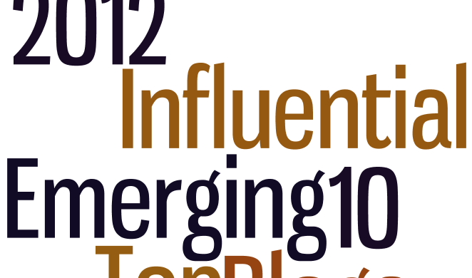 [Updated] My Top 10 Emerging Influential Blogs for 2012