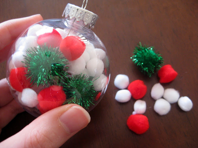 Pom pom christmas ornaments - Great christmas ornaments that you need for your home ...