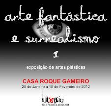 "Colectiva ""Arte Fantástica e Surrealismo"""