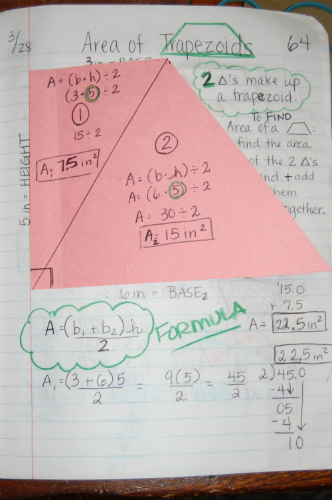 Jack of all trades mnm area of trapezoids why mnm area of trapezoids why ccuart Images