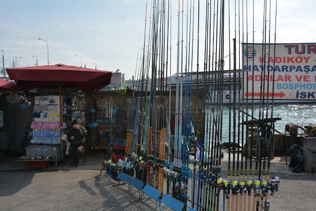 Karakoy Fish Market Istanbul