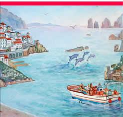 Boat trips on the Amalfi Coast
