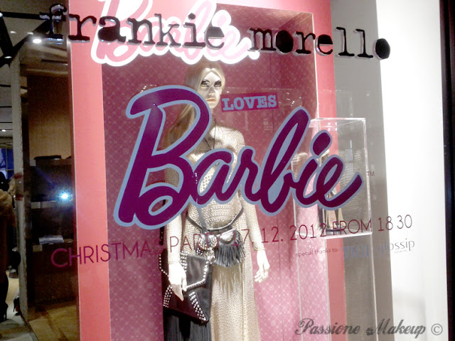 frankie morello loves barbie