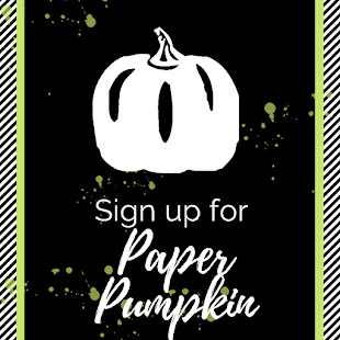 Subscribe to My Paper Pumpkin