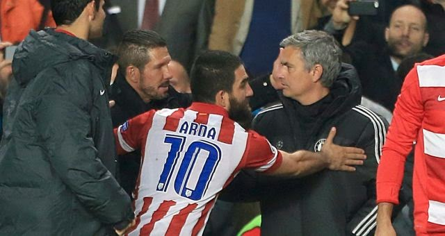 Mourinho atletico de madrid