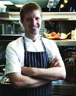 Graham Neville from Restaurant FortyOne, took the Best Chef in Dublin Award