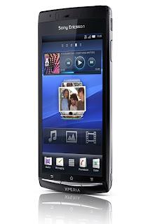 Xperia Arc,  a Riveting Smartphone