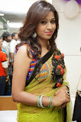 Manali rathod sizzling photos in saree-thumbnail-9
