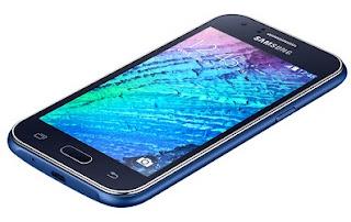 Samsung Galaxy J1 Biru