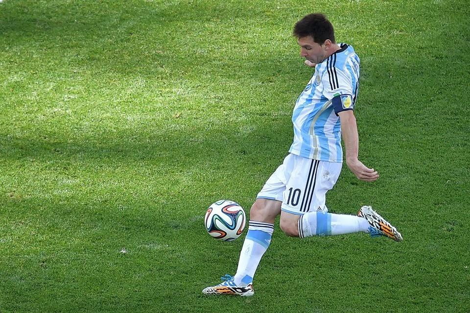 Messi sigue en Cuartos de Final