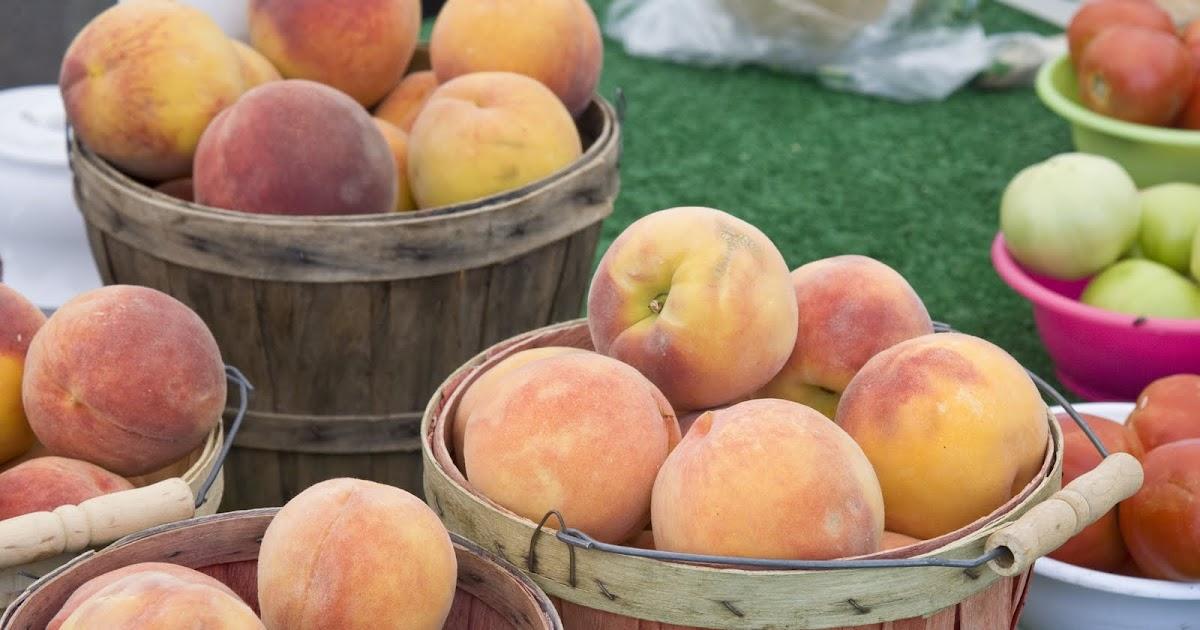 Monday Morning Coffee: Gluten Free Peach Almond Muffins