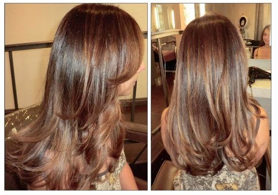 Suchatrendy 12 Flattering Dark Brown Hair With Caramel Highlights