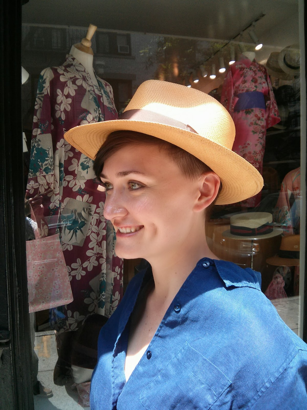 Panama hats for women, ladies