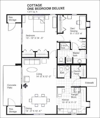 A One Stop, Full-Service Builder. - Three Bedroom Floor Plans