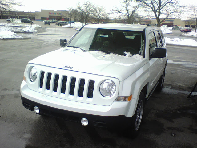 2014 Jeep Patriot and Patriot Sport