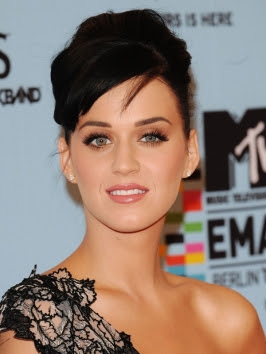 katy perry hairstyle part - 2
