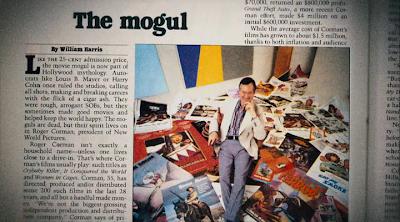 The Mogul Roger Corman