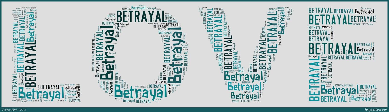 Betrayal Essays