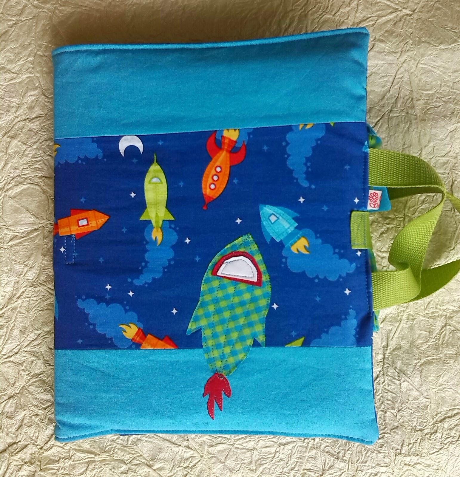 Kreativ gemacht by ma beti: tiptoi-Tasche