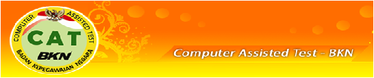 download simulasi CAT, aplikasi CAT untuk test CPNS ASN PPPK tahun 2014 gratis dari BKN, cara tes CPNS dengan aplikasi online CAT.