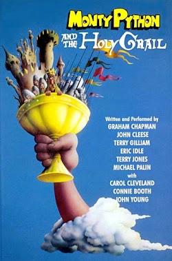 Monty Python Và Cái Chén Thánh - Monty Python And The Holy Grail (1975) Poster