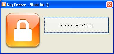 Software mengunci keyboard dan mouse