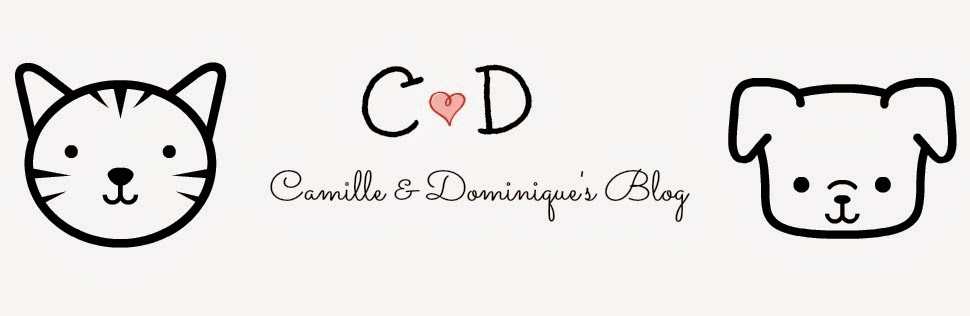 Camille and Dominique ♥